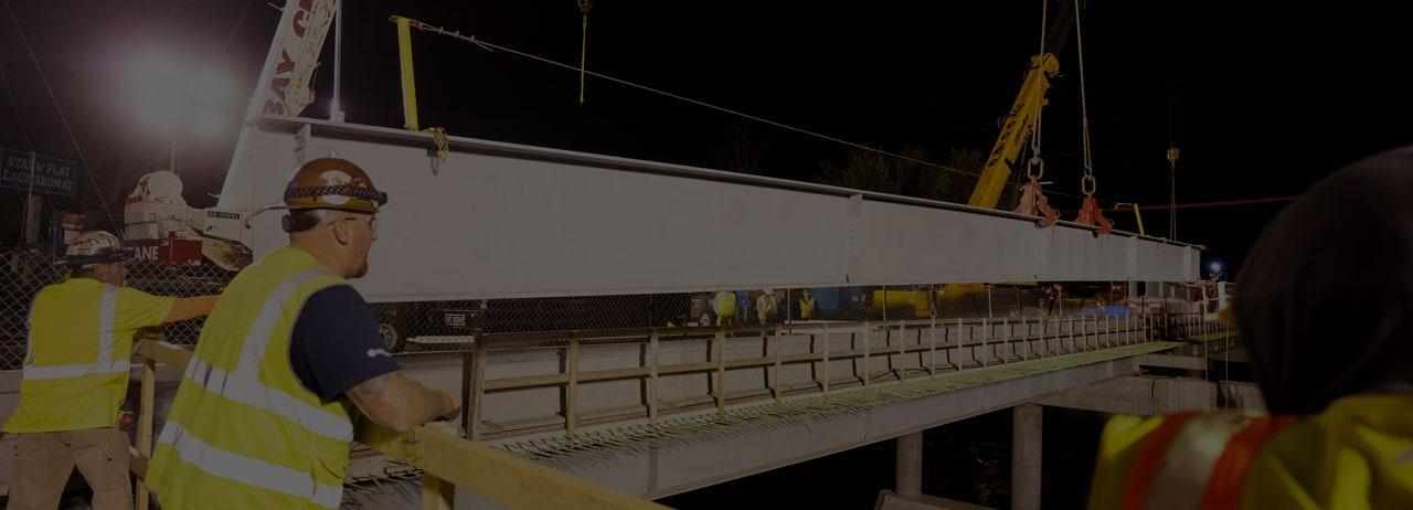agawam bridge construction
