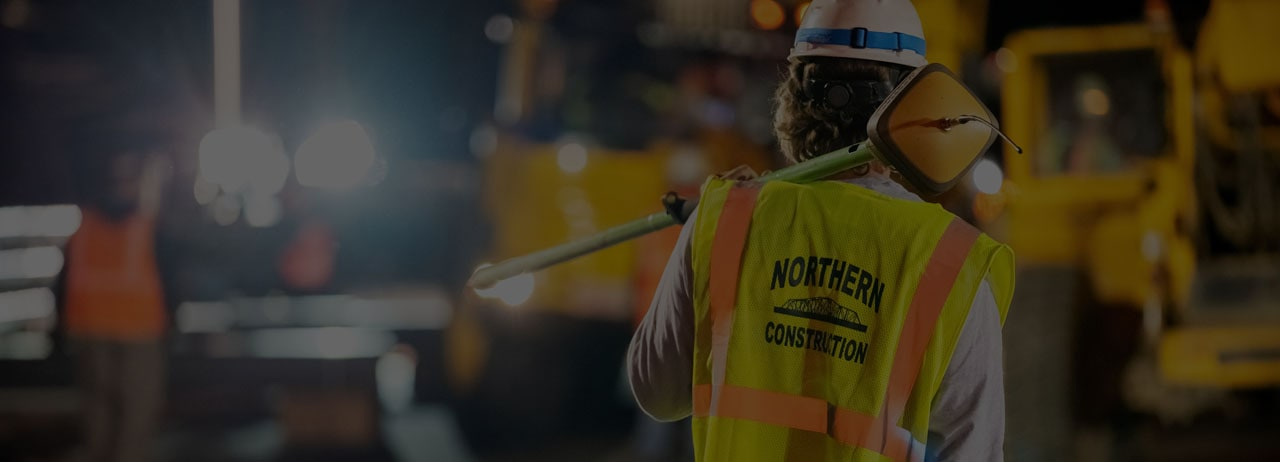 northern construction workers